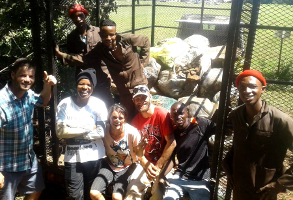 Hennops Educational River Cleanup - Centurion Community